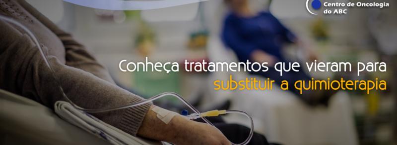avanços no tratamento oncológico